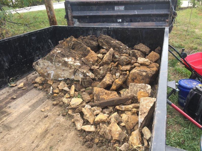 Lawn-Restoration-Spoils
