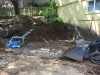 Custom-two-level-retaining-wall-patio-progress-01