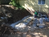 Custom-two-level-retaining-wall-patio-progress-02