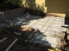 Custom-two-level-retaining-wall-patio-progress-11
