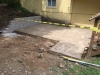 Custom-two-level-retaining-wall-patio-progress-13