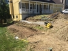 Custom-two-level-retaining-wall-patio-progress-16