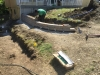 Custom-two-level-retaining-wall-patio-progress-18