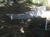 Custom-two-level-retaining-wall-patio-progress-26