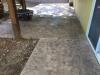 Custom-two-level-retaining-wall-patio-progress-39