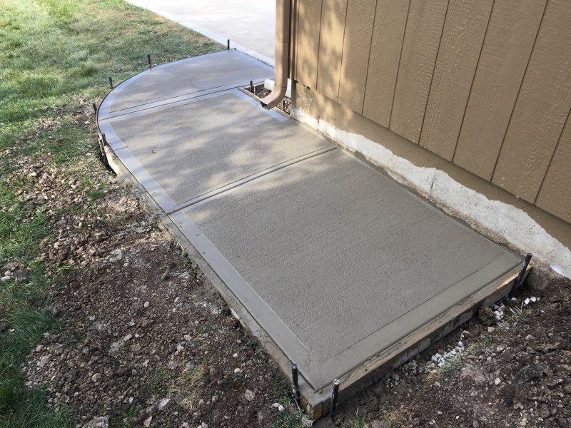 Gallery Concrete Hometown Lawn Llc