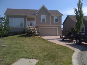 Lawn Mowing landscape irrigation drainage in Olathe, Lenexa, Overland Park, Leawood, Shawnee, Mission, Merriam, Gardner, Spring Hill, Fairway, Prairie Village, Johnson County, Jo Co,  Kansas