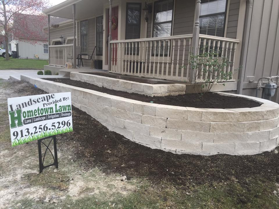 Hometown Lawn provides landscape, hardscape and outdoor living spaces to Gardner, Olathe, Overland Park, Leawood, Stilwell, Lenexa, Shawnee, Roeland Park, Merriam, Mission, Mission Hills