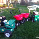 Hometown Lawn offers annual fertilizer and weed programs to the Johnson County area. Aeration and Verticutting are also available.