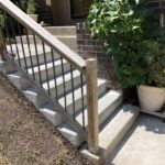 Removal and Replacement of Concrete Steps and Stoop - Shawnee, KS