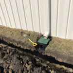 Commercial Building Roof Drain Solution - Gardner, KS