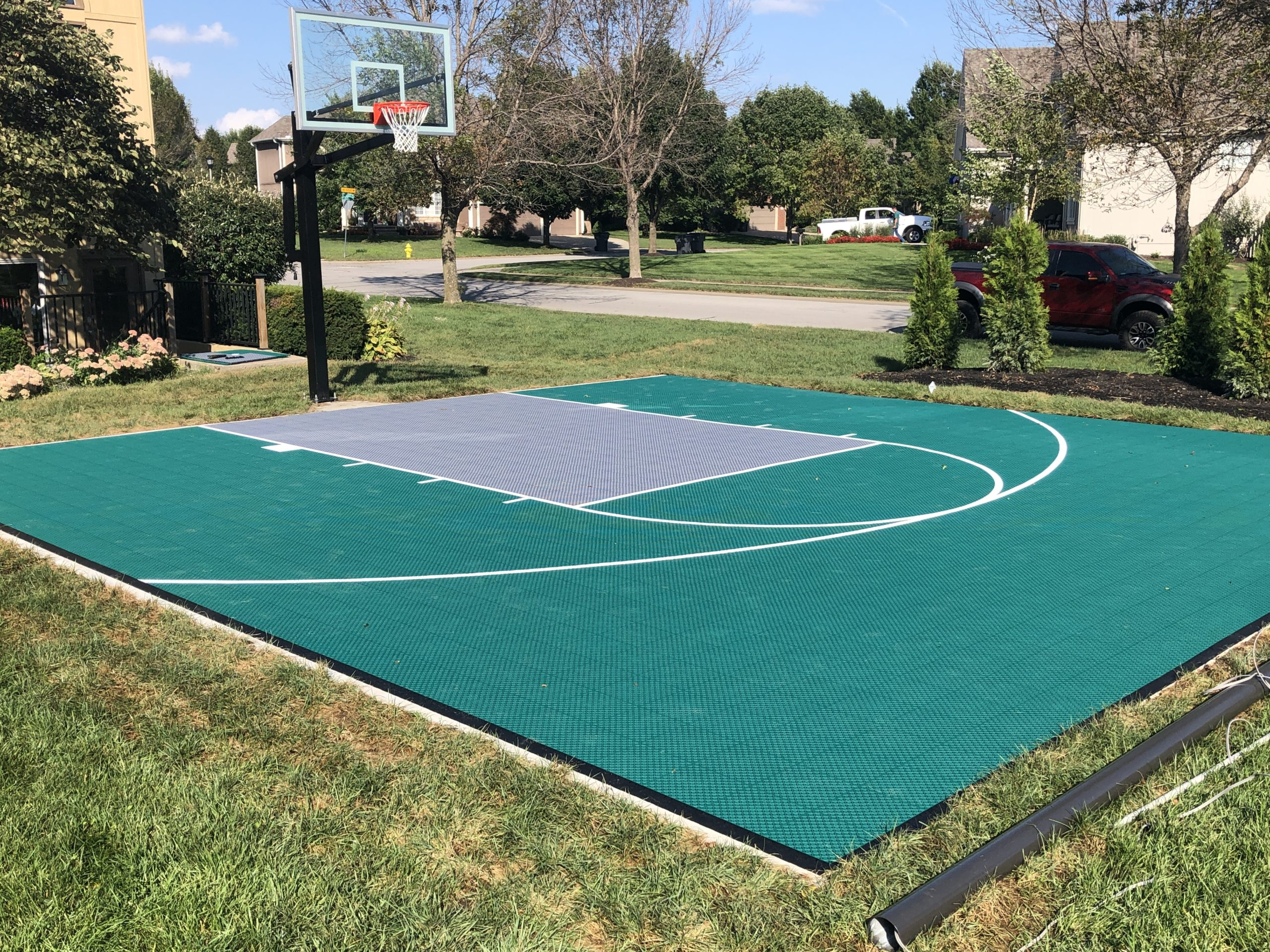 Athletic Court For Any Sport Hometown